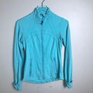 Lululemon Aqua Define Jacket Size 6 2226